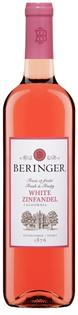Beringer White Zinfandel 2011 750ml - Case of 12
